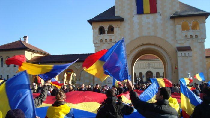 1 Decembrie 2015 la Alba Iulia