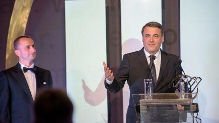 Mircea Tudor, Antreprenorul Anului. El are singurul IMM din domeniul tehnologiilor de scanare radioactivă