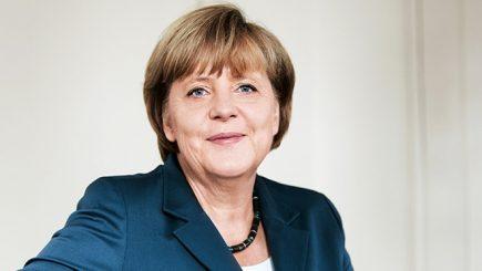 """Ziarul """"The Times"""" o desemnează pe Angela Merkel personalitatea anului"""