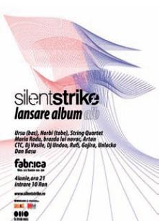 Petrecere marca Silent Strike