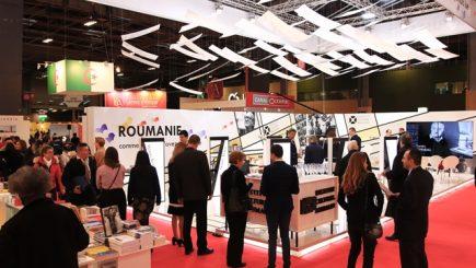 Nume importante ale literaturii şi culturii române se vor afla la standul românesc de la Livre Paris