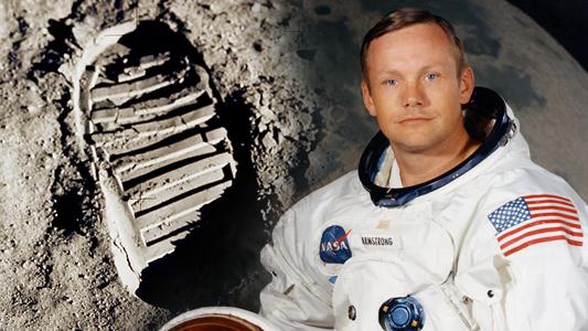 Neil Armstrong, primul om care a ajuns pe lună, a murit