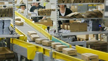 Amazon: Sărbătorile din 2016, cel mai bun sezon din istoria companiei