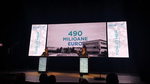 Investiţie de aproape 500 mil. de euro într-o fabrică de lângă Bucureşti: 300 de noi locuri de muncă