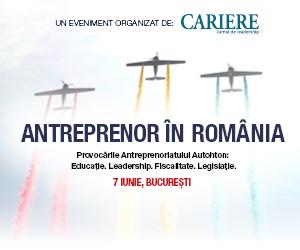 Antreprenor în România