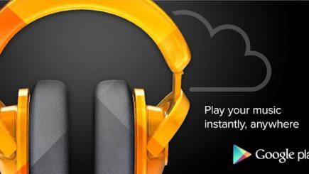 Google Play Music, disponibil din 4 noiembrie şi în România