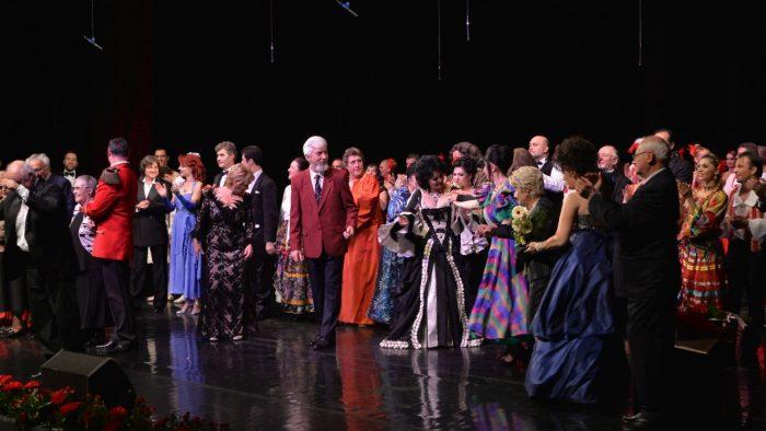Teatrul de Operetă a aniversat 65 de ani