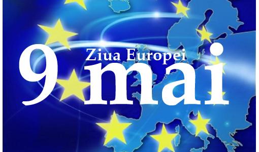 """""""Ziua Europei, marcată anual pe 9 mai, celebrează pacea şi unitatea în Europa"""""""