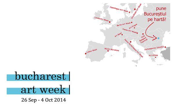 Prima editie Bucharest Art Week isi anunta participantii