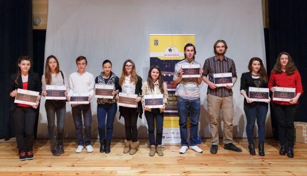 Câștigătorii primei etape a Festivalului Ars Praeventiva