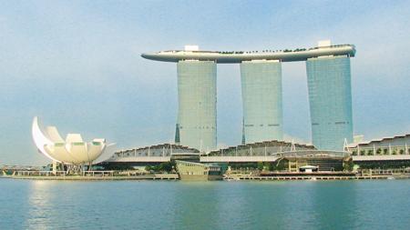 Singapore – priveşte tot mai sus!