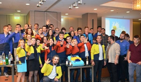Star TEAM – conceptul de cultură organizațională creat de şi pentru echipa Class IT