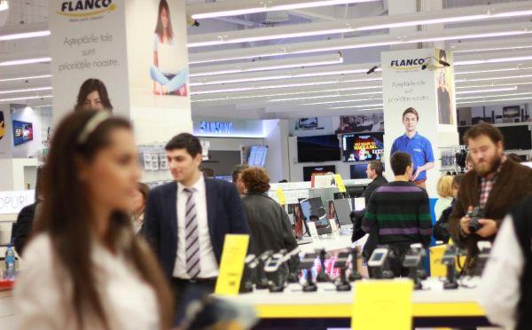 Un nou magazin Flanco în AFI Palace Ploieşti