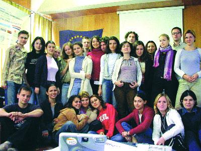 CERP Students Romania - Asociatia Europeana a Studentilor la Relatii Publice
