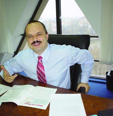 Ovidiu Rusu, Head of Internal Audit, Romtelecom: