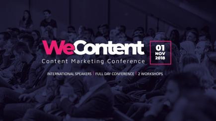 Experți din România și UK, la cel mai important eveniment de content marketing din România