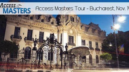 Cele mai bune universităţi la Turneul Access Masters