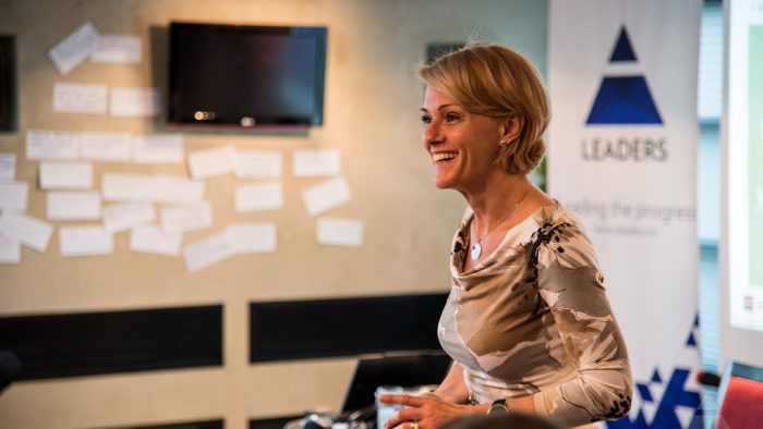 Adela Jansen va coordona Coaliția pentru Dezvoltarea României