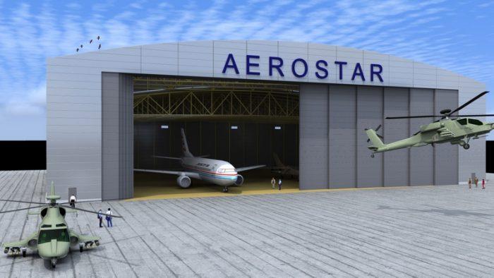 Industria aeronautică românească, în creștere cu peste 44%. Aerostar Bacău, profit record