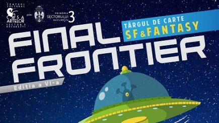 Lectură, costume, robotică, imprimante 3D şi benzi desenate la singurul târg de carte SF&Fantasy din România