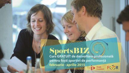 Fundația Olimpică organizează un curs de dezvoltare profesională pentru foștii sportivi