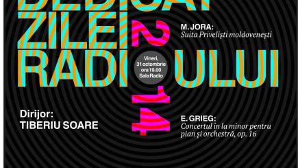 """Ziua Radioului, aniversată cu """"hit-uri"""" ale muzicii clasice, la Sala Radio!"""