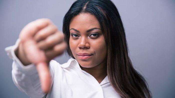 Femeile de culoare nu sunt nici măcar luate în calcul pentru o poziţie de conducere
