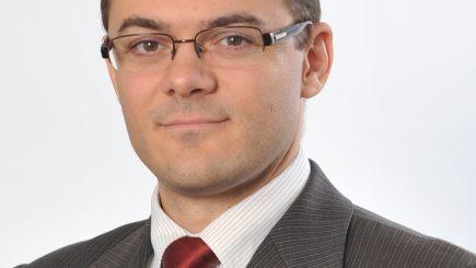 Alex Milcev, noul Director de Asistenţă fiscală şi juridică la EY România