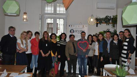 35 de locuri de muncă create în 5 întreprinderi sociale din București, Ilfov și Argeș
