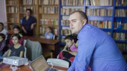 Alin Chiriac, omul care pune tehnologia în slujba Societății