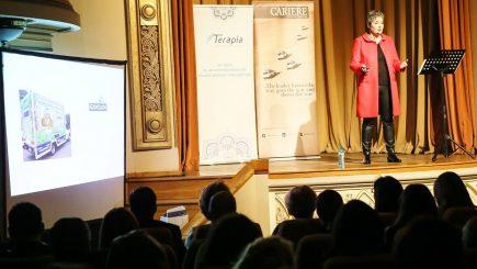 Aliz Kosza îşi ascultă intuiția şi lansează în premieră Şcoala de mentorat