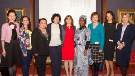 Ambasadorii sprijină egalitatea de gen în procesul decizional