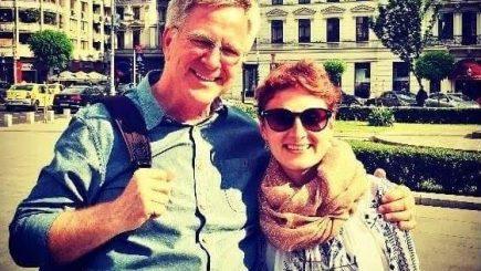 Ana iubește Bucureștiul. Și face bani din asta.