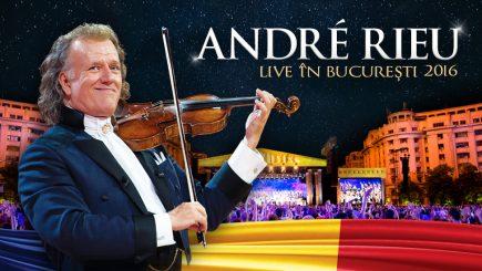 Rieu va concerta la Bucureşti şi în 2016