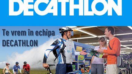 Decathlon a început recrutările pentru cel mai mare magazin al său