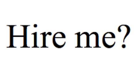 Totul despre fonturile din C.V. și din scrisoarea de intenție
