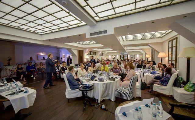 Conferința Antreprenoriat în România: Împreună e mai bine