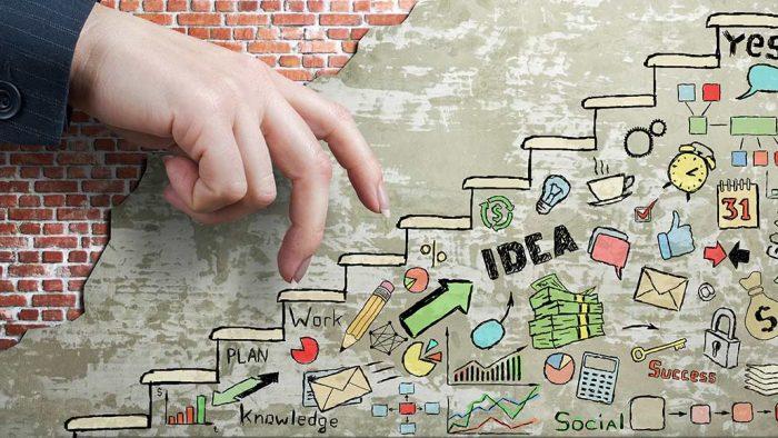 Antreprenori creativi pot veni cu abordări originale în domenii diferite