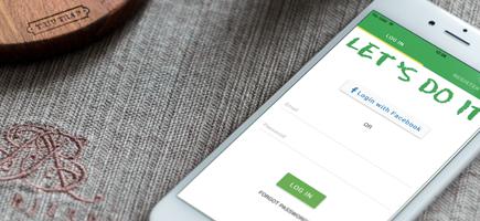 Prima aplicație de mobil care face curățenie în România