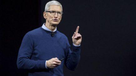 O componentă interesantă de business a companiei Apple