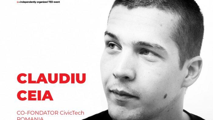 Claudiu Ceia, co-fondator CivicTech: Românii sunt mai mult decât dispuși să își doneze timpul pentru a face bine