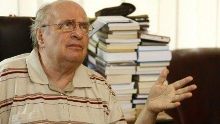 """Lansare de carte : """"Întâlniri cu Augustin Buzura"""", la sediul Institutului Cultural Român"""