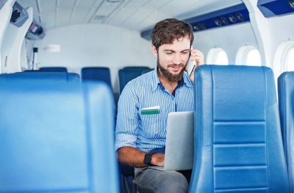Wi-Fi la bordul avionului, acum și în Europa