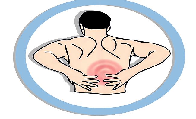 scăderea greutății durerii de spate