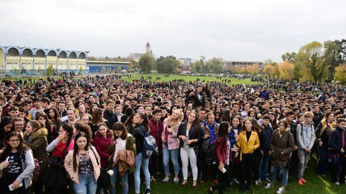 Noua capitală a tineretului din România