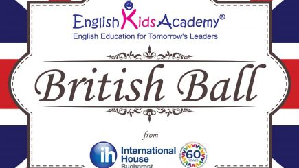 Eveniment: Cea de-a șasea ediție a Balului Britanic
