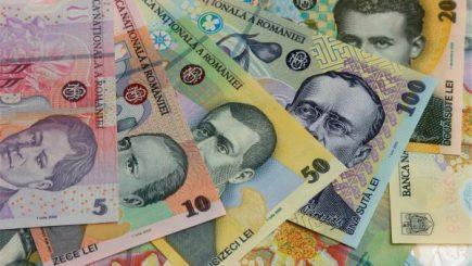 Salariul mediu net a crescut la 1.743 lei
