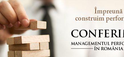 Managementul Performanței în România 2015