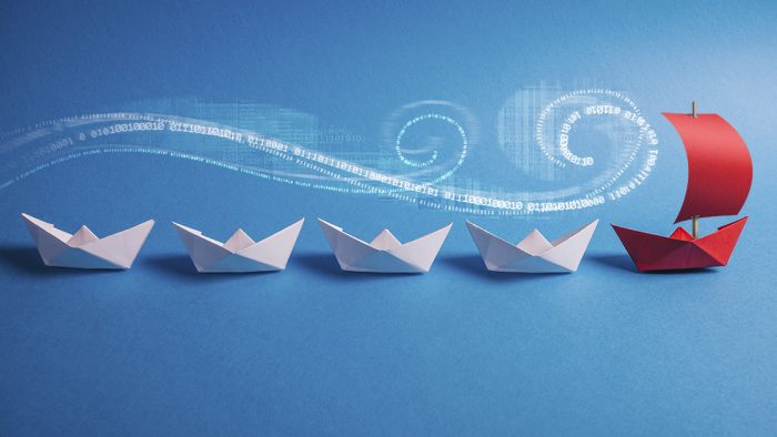 O abordare diferită, stiluri de leadership multiple