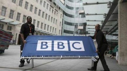 Lista celor mai bine plătiți angajați la BBC